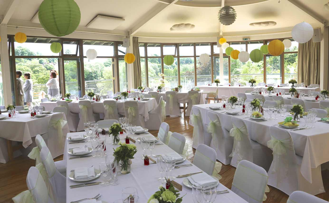 Longhouse weddings - inside the Longhouse