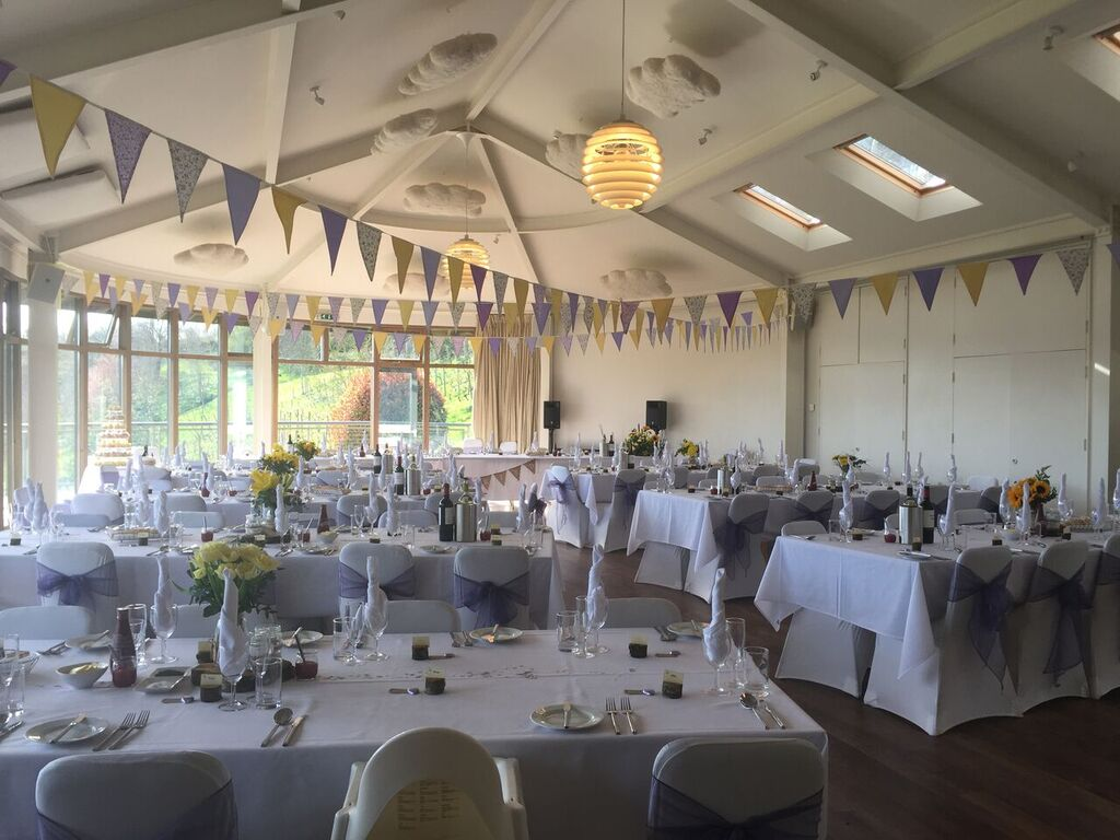 Thrifty Wedding Tips - Blog - Bunting